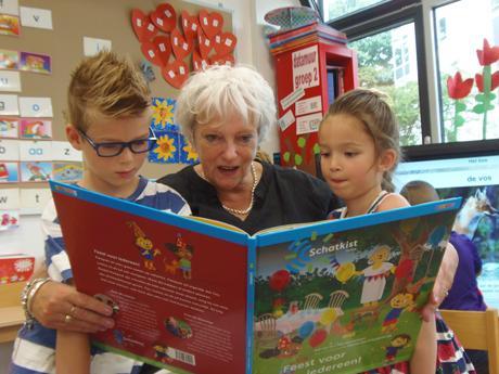 Heleen Dekker van Kindcentrum Oranje-Nassau in Papendrecht