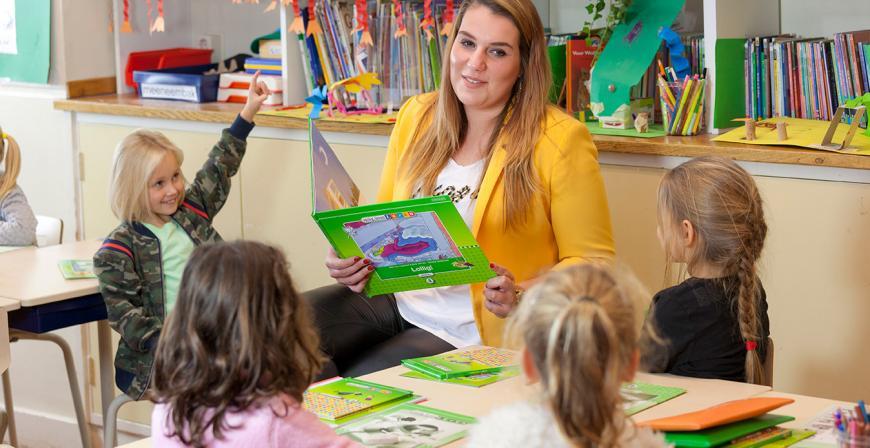 Samen werken met Veilig leren lezen kim-versie
