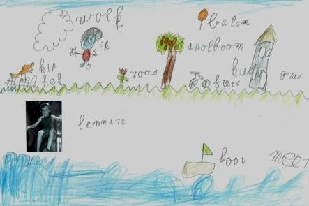 De Ontwikkeling Van Kindertekeningen Zwijsen
