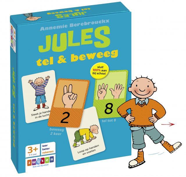 Jules tel en beweeg