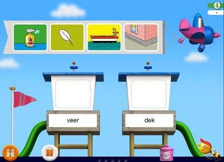 Leerlingsoftware Veilig leren lezen: technisch lezen