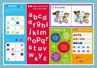 Ongebruikt Mijn kind leert lezen! Kern afsluiting   Zwijsen TW-03