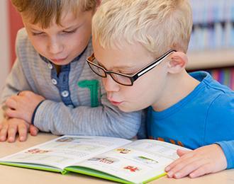 kind zichzelf leren lezen
