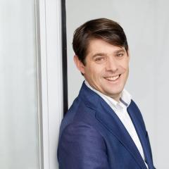 Nibuddirecteur Arjan Vliegenthart