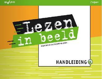 Handleiding Lezen in Beeld, methode voor begrijpend lezen van Zwijsen