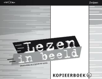 Kopieerboek Lezen in Beeld van Zwijsen