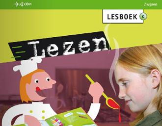 Lesboek Lezen in Beeld, methode voor begrijpend lezen van Zwijsen