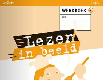 Werkboek Lezen in Beeld, leesmethode voor begrijpend lezen van Zwijsen