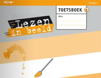Toetsboekje Lezen in Beeld van Zwijsen