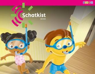 Prentenboek kleutermethode Schatkist