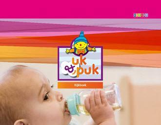 Kijkboek Uk en Puk, Zwijsen