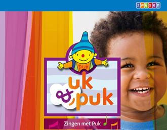 liedjesboek Uk en Puk, Zwijsen