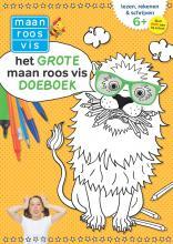 Kleurplaten Maan Roos Vis.Puzzel Erop Los Met Maan Roos Vis Zwijsen